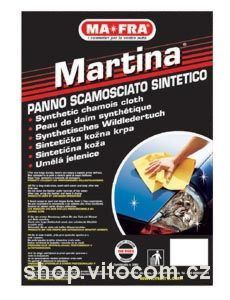 umělá jelenice martina